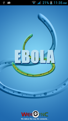 Ebola protection awareness