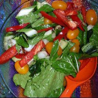 Red and Green Salad.