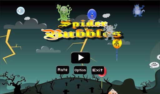 Spider Bubble