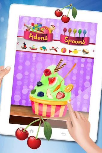 升级Froyo冰淇淋 - 冷冻酸奶