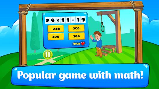Math Hangman