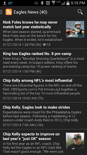 Pigskin Hub - Eagles News