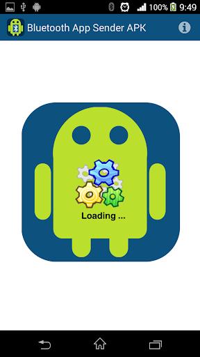 Download Bluetooth App Sender APK Google Play softwares