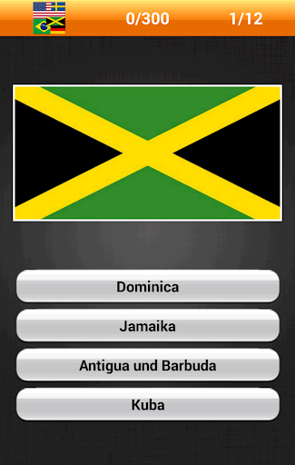 Nationalflaggen-Quiz
