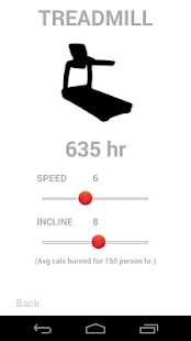 Afterburn Gym workout exercise screenshot