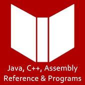 C++, Java Programs & Reference