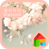 Flower launcher theme Dodol