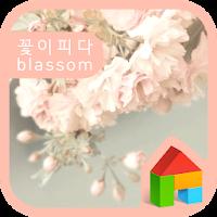 Flower launcher theme Dodol 1.1