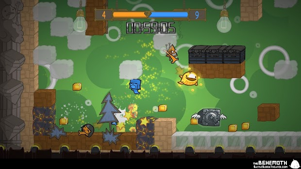 Battleblock Theater coming to linux and PC this month