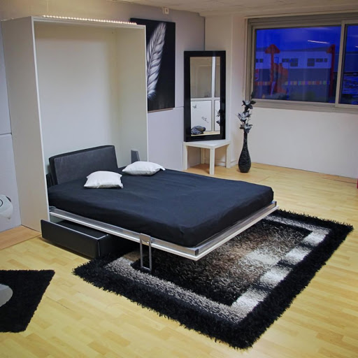 lit escamotable 2 places lobo largeur 155 cm mandelieu la napoule chez l me. Black Bedroom Furniture Sets. Home Design Ideas
