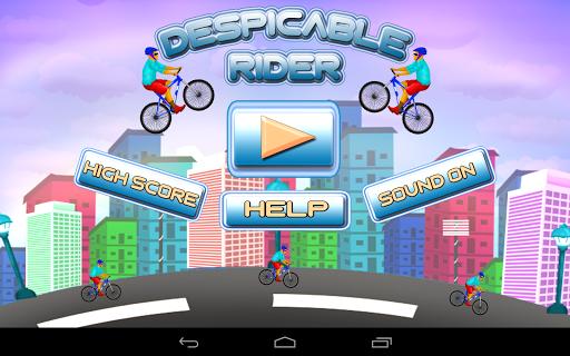 Despicable Rider