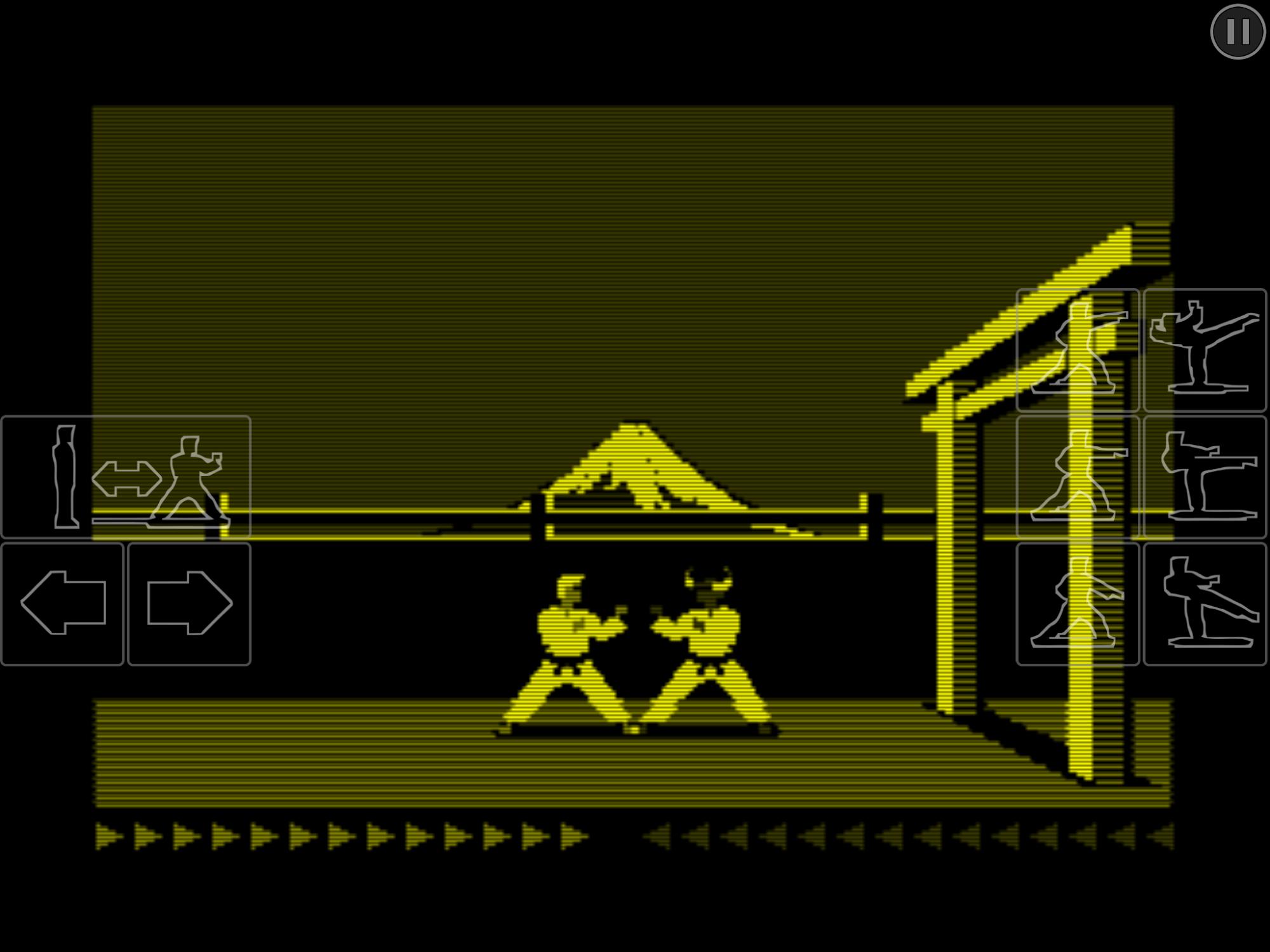 Karateka Classic screenshot #7