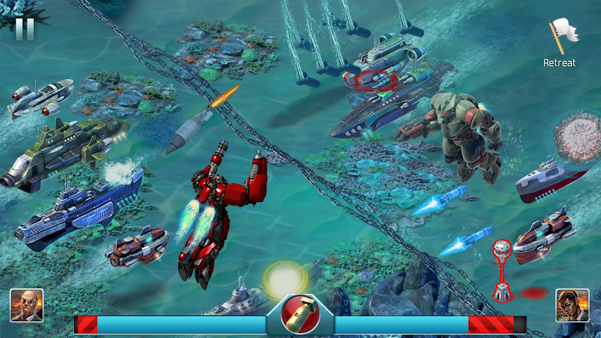 android World at Arms Screenshot 5