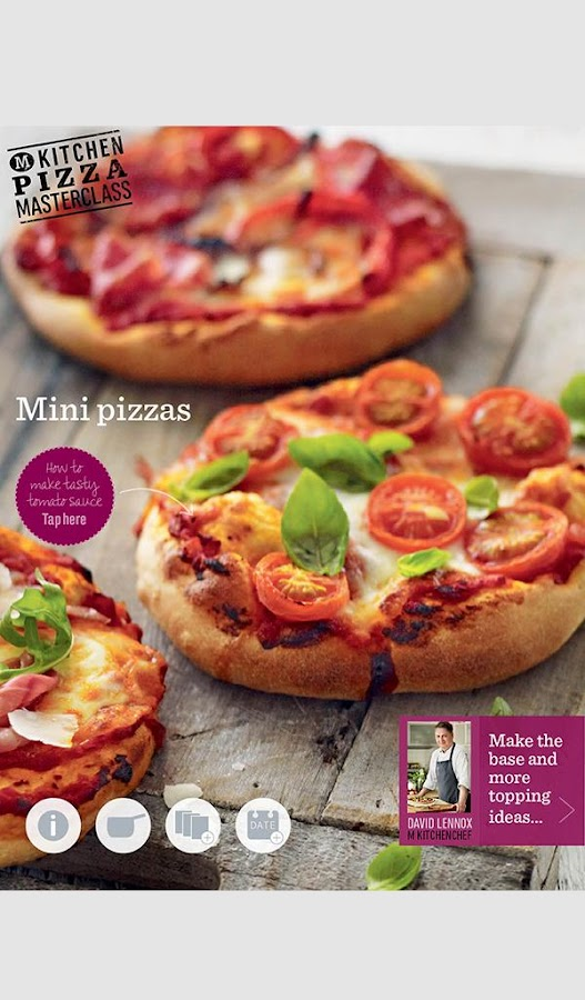 Morrisons Magazine for tablet - screenshot