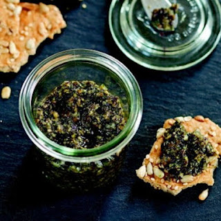 Seaweed Tartare from 'The French Market Cookbook'