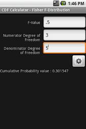 Cumulative Dist. Function(CDF)