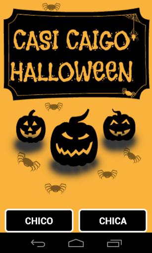 Casi Caigo Halloween