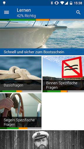BootsTheorie SBF Binnen DE