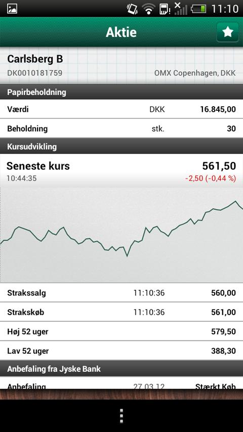 Jyske Mobilbank med Swipp - Android Apps on Google Play