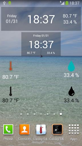 玩工具App|Galaxy Thermometer & Sensors免費|APP試玩