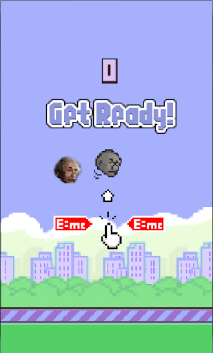 Flappy Einstein