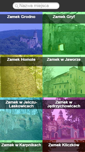 Zamki Dolnego Śląska