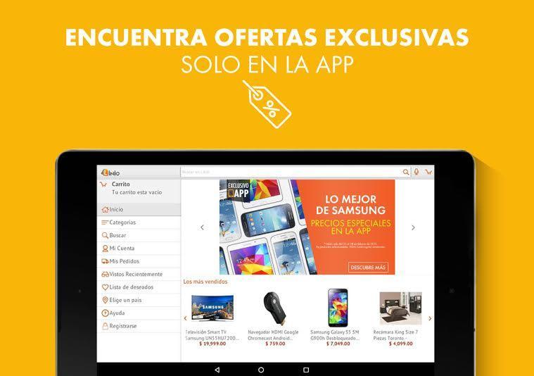 Linio - Tienda en línea - screenshot