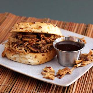 Pulled Pork Barbecue.