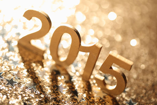 2015 New Year Live Wallpaper