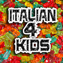 Learn Italian children free icon
