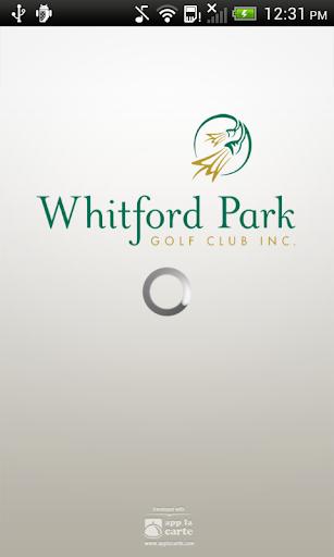 【免費運動App】Whitford Golf Club-APP點子