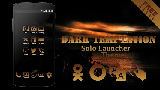 Dark Temptation - Solo Theme v1.0