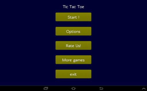 【免費棋類遊戲App】Tic Tac Toe-APP點子