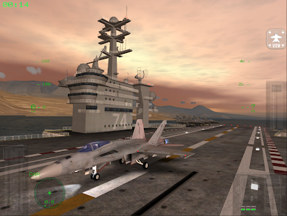 F18 Carrier Landing Lite Screenshot 13