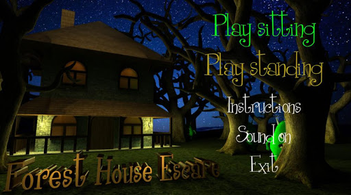 Forest House Escape VR FPS