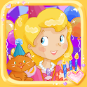 Princess Party Puzzle Game icon