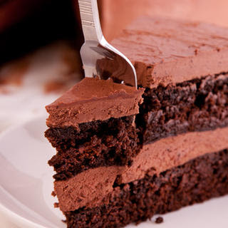 Vegan Chocolate Cake and Frosting