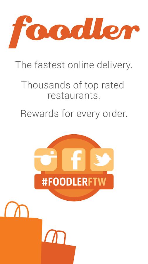 Foodler Food Delivery - screenshot