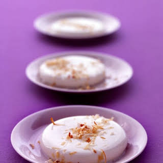 Coconut Custards.