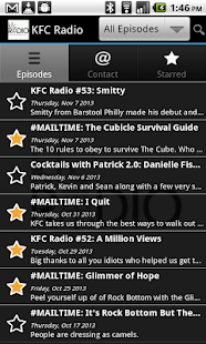 KFC Radio - screenshot thumbnail