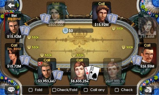 DH Texas Poker - Texas Hold'em - screenshot thumbnail