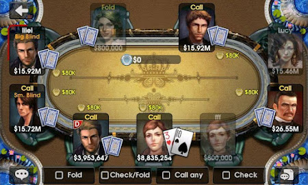 DH Texas Poker - Texas Hold'em 1.9.9.2 screenshot 212477