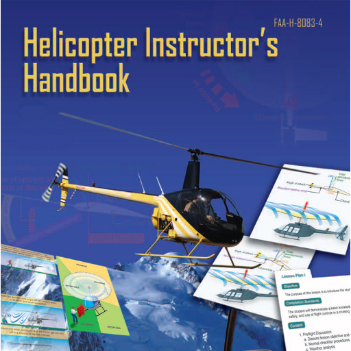 Helicopter Instructor's Guide 書籍 App LOGO-APP試玩
