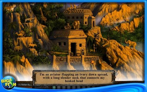 Forgotten Riddles: Mayan - screenshot thumbnail