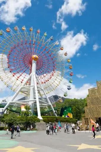Ferris wheel Live Wallpaper