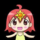 Akari's weather forecast icon