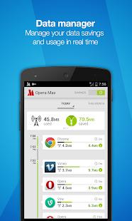 Opera Max - ahorra datos
