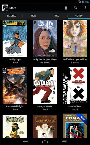 Dark Horse Comics  screenshots 7