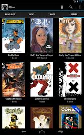 Dark Horse Comics Screenshot 7