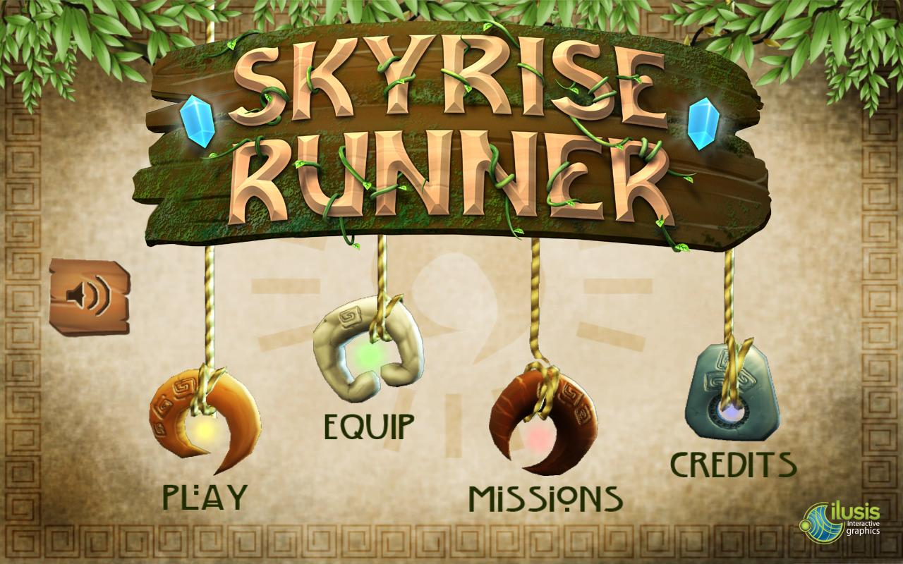 Skyrise Runner- screenshot